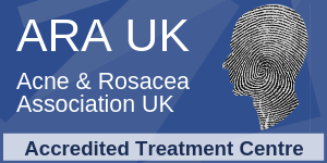 acne and rosacea accredited treatment centre in southampton