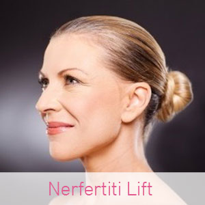 Nefertiti Neck & Jaw Lift