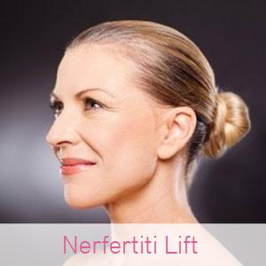 Nefertiti Neck & Jaw Lift