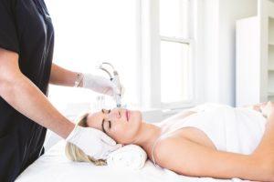 Hydrafacial treatment Southampton