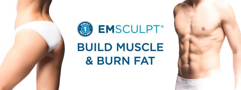 Emsculpt Body Contouring at CJA Aesthetics Clinics in Southampton & Winchester