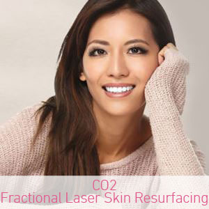 Anti-Aging Laser Skin Resurfacing Treatments at CJA Aesthetics Clinics in Southampton, Portsmouth & across Hampshire