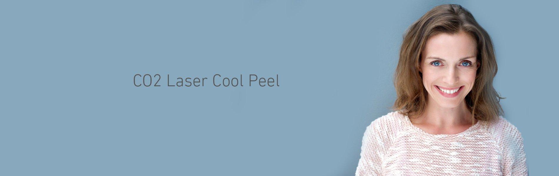 CO2 Laser Cool Peel Anti-Wrinkle Treatments CJA Aesthetics Clinics Southampton